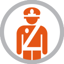 graphic - police officer