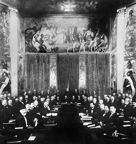 The First International Peace Conference