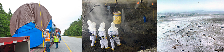 Nuclear Waste Clean Up