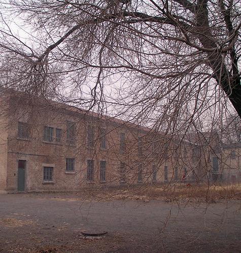 Bioweapon Facility 731