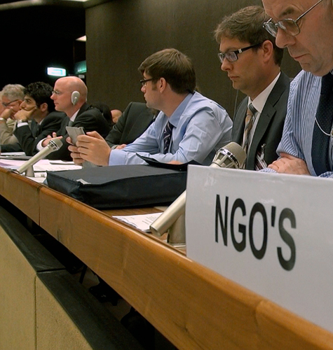 NGOs at BWC Meeting of Experts